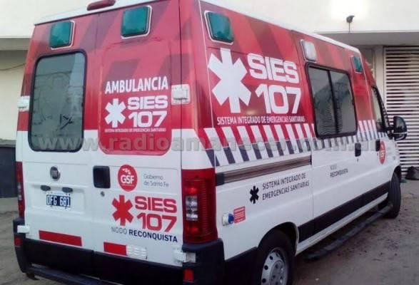 Ambulancia sies
