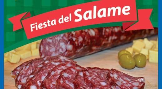 Fiesta provincial del Salame picado fino