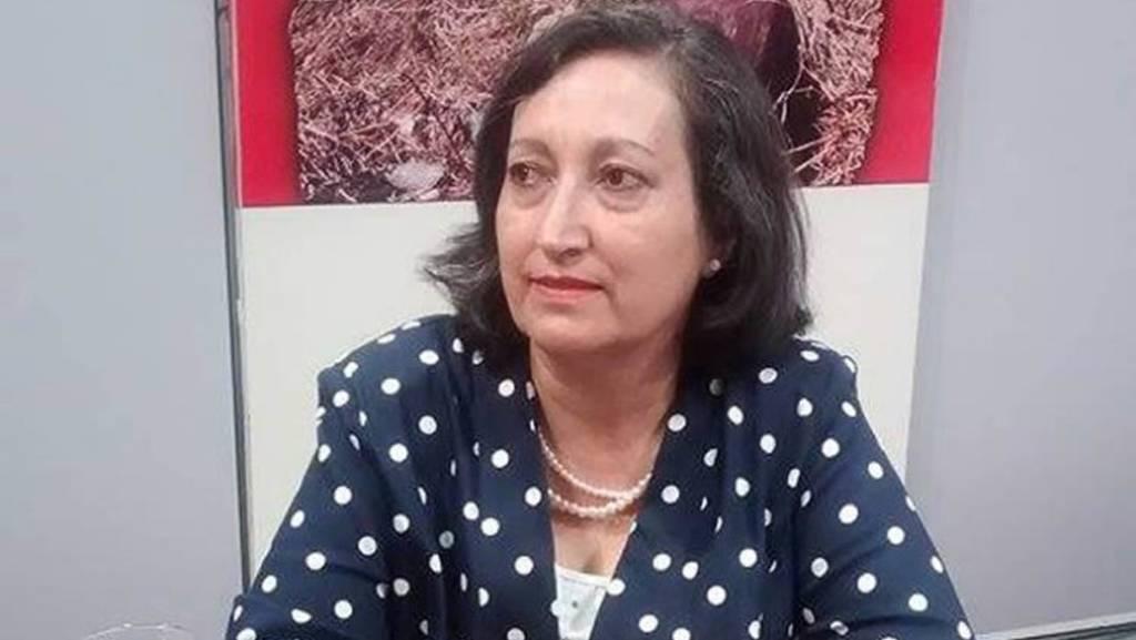 Lucia Escobar Delegada Region II de Educacion