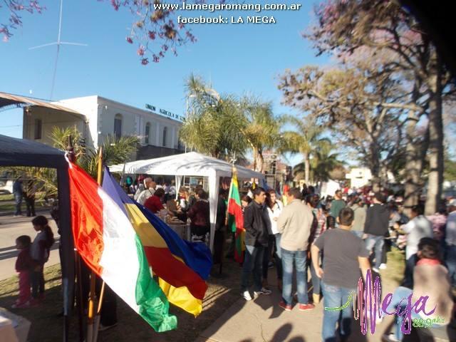 Fiesta del Inmigrante en Romang