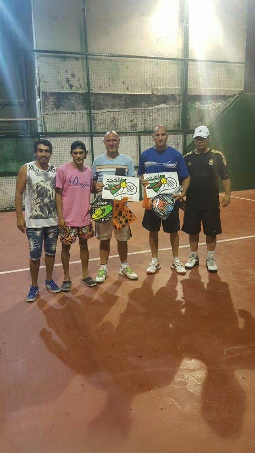 Bertschi y Giordano campeones