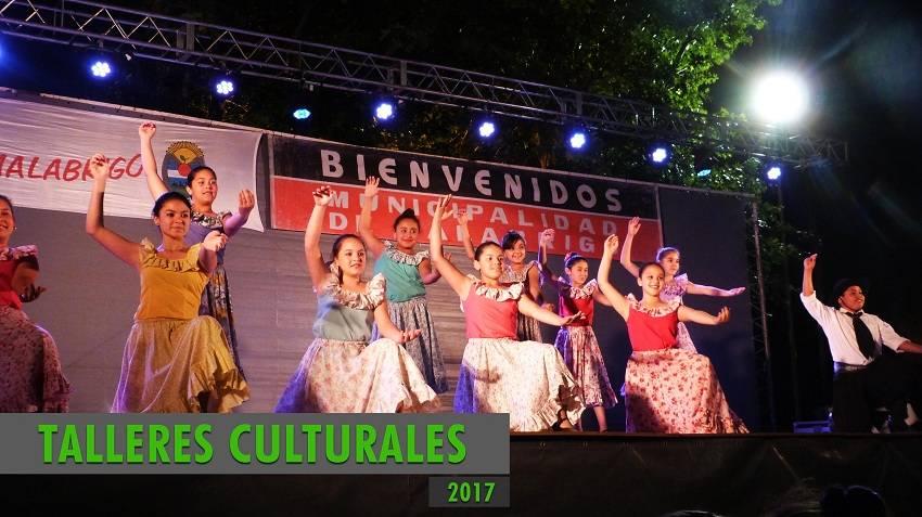 Talleres Culturales 2017