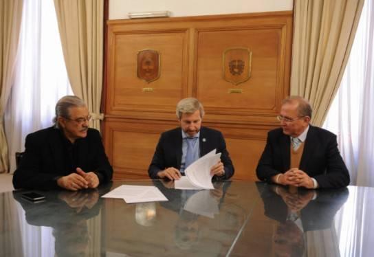 Nacion manda dinero para finalizar el Hospital Reconquista